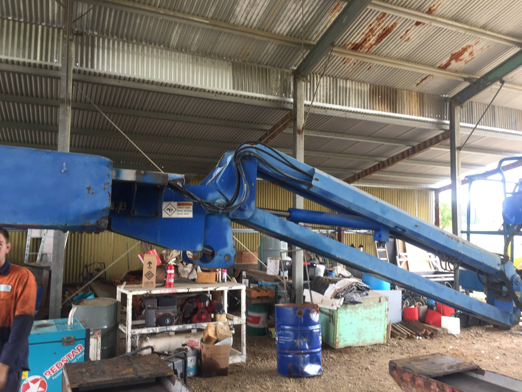 Crane-Repair-Workshop-Brisbane
