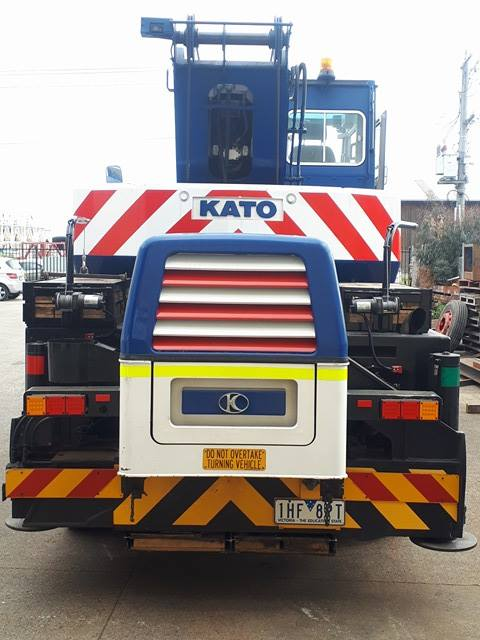 kato crane repair brisbane