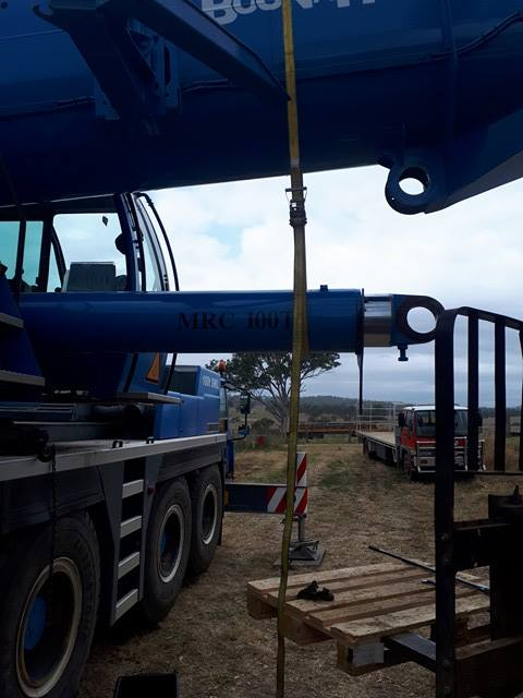 liebherr crane repair brisbane