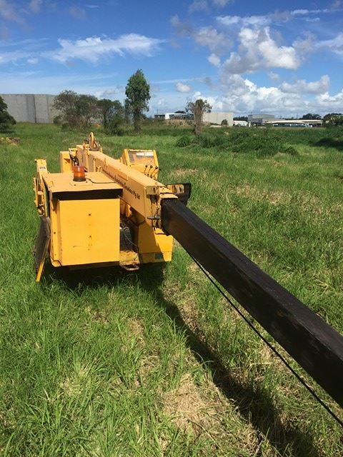 mini crane repair brisbane