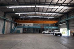 demag overhead gantry crane repair brisbane