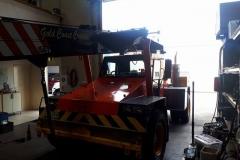 franna crane repair brisbane