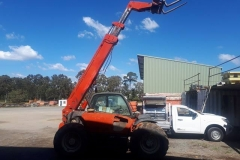 telehandler repair brisbane